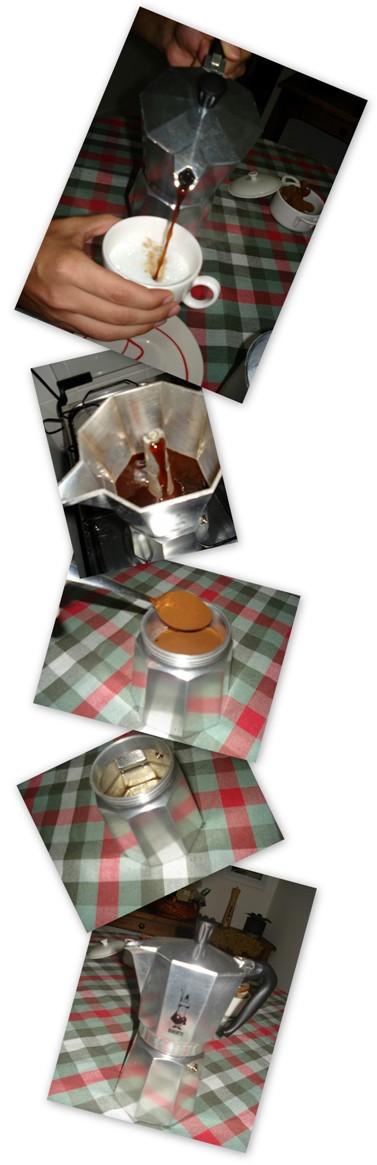 Moka Express - O Pimenteiro - Café preparado na hora