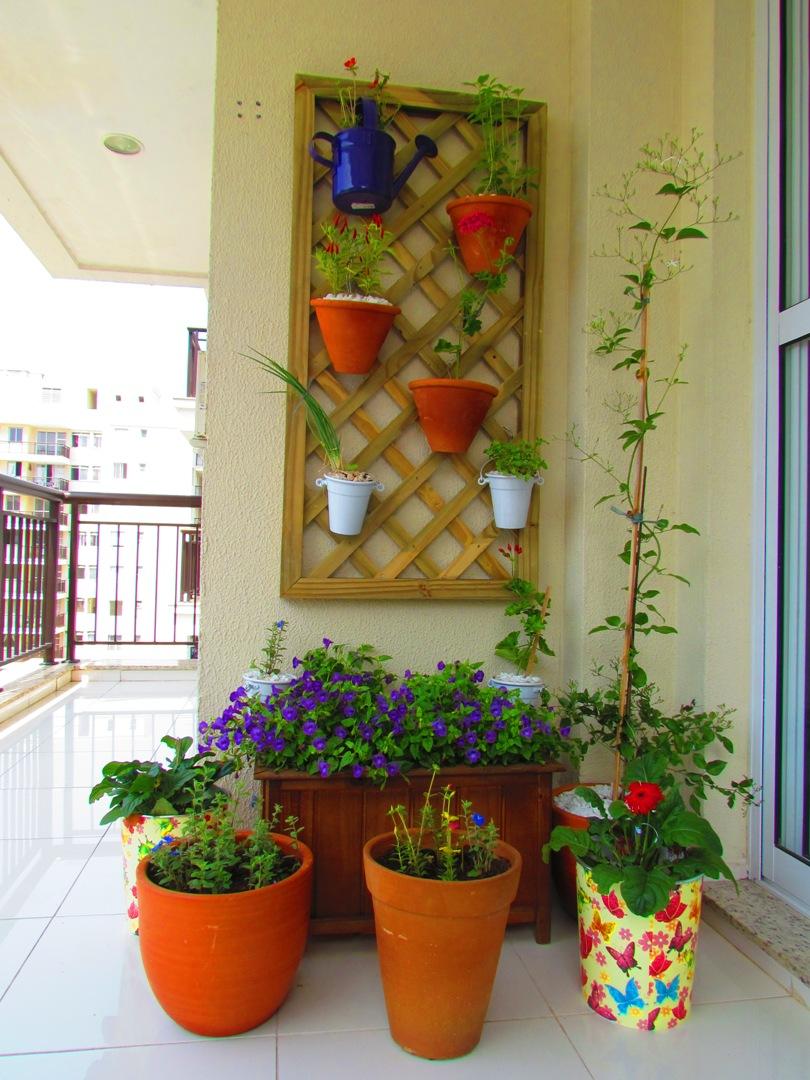 Pequeno Jardim  O Pimenteiro