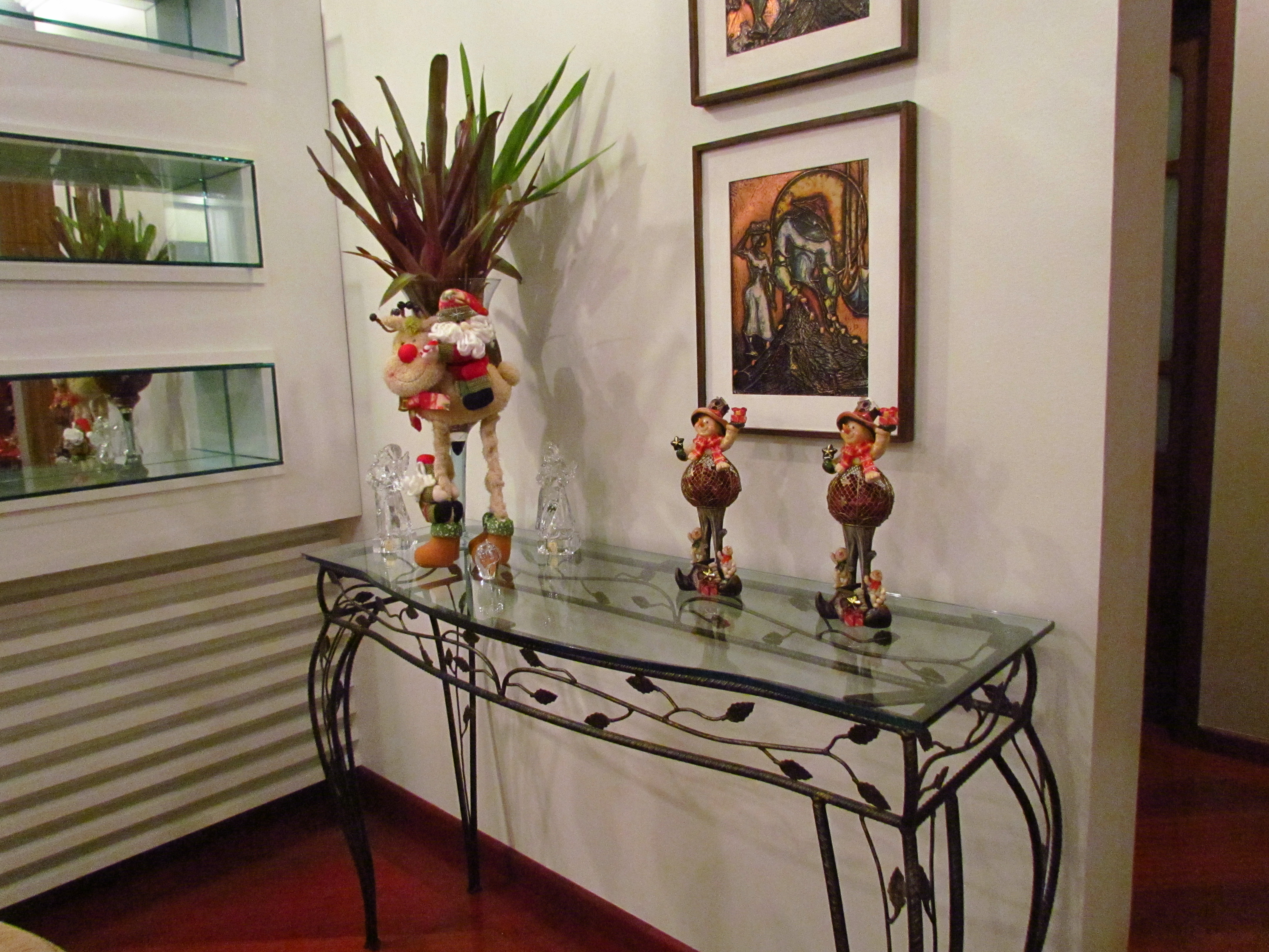 decoracao cozinha natal : decoracao cozinha natal:Decoração de Natal para aparadores O Pimenteiro
